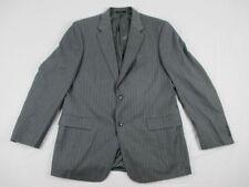 """Oleg Cassini 2 Piece Suit Coat and Dress Pants Men's Used Size 44L(37""""x32"""")"""