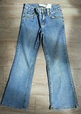 Jeans bleu clair FLARE  7 ans