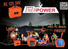 Enerpower ECD-1500 Power Station Stromspeicher Powerbank 1,5KW Li-Ion Generator