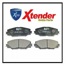 D1211 Front Brake Semi-Metallic Pads Set For Pontiac Vibe Scion xB Toyota Matrix