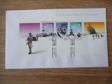Australia Antarctica Territory Phillip Law 1912 - 2010 mini sheet fdc