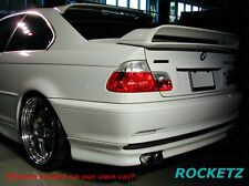 99-06 BMW 3 Series E46 HM Style Trunk Spoiler Wing USA CANADA (Fits: 2 Door)