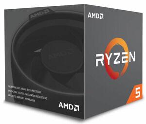 AMD Ryzen 5 1600 AF Processor with Wraith Stealth