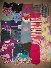 LOT OF 24 GIRLS SIZE 4 5 NAMEBRAND SPRING SUMMER GYMBOREE GAP OLD NAVY GUC!!