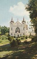 "*Alabama Postcard-""Spring Hill College Chapel"" /Mobile/"