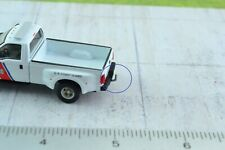 Wiking 8 Trailer Hitches for Pick Up Suv Cars 1:87 Scale Ho