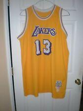 9fa8f8f6 Vintage Mitchell & Ness Hardwood Classics Wilt Chamberlain Lakers Jersey  XXXL