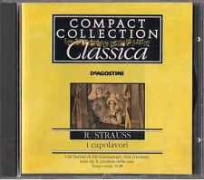 CD - DE AGOSTINI - COMPACT COLLECTION CLASSICA i capolavori - R. STRAUSS