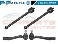 FOR CITROEN C2 C3 Pluriel 2002- 2 INNER 2 OUTER STEERING RACK TRACK TIE ROD ENDS
