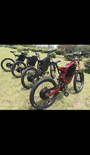 2019 3000W Power Stealth Bomber — >Electric Bike!! Ebike 45+ mph!! Eagle
