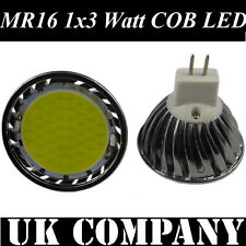 MR 16  COB 3 W LED 340 lm DAY WHITE* spotlight *next generation  SMD Bulbs