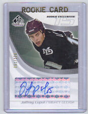 03-04 SP Game Used Joffrey Lupul Rookie Exclusives Auto Card RC #RE6 Mint /100