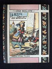 Vintage Imagerie Pellerin La Petite aux Grelots Serie Brillante Book Inv1500