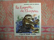 La baguette de Caapora, contes du Brésil par Diaz de Moraes - 1966
