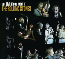 The Rolling Stones - Got Live If You Want It [New CD]