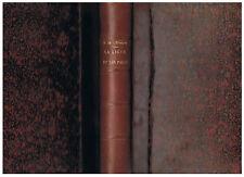 DE L'EPINOIS-LA LIGUE ET LES PAPES - LIVRE ANCIEN RARE XIXè RELIGIONS HISTOIRE