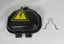 AUDI XENON HID HEADLIGHT LIGHT BULB COVER 00-01 A4/00-02 S4 OEM CAP/LID/RETAINER