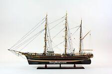 "SIGYN Handmade Wooden Tall Ship Model 38"" Fully Assembled NEW"