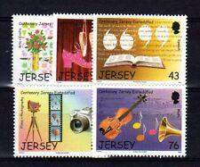 JERSEY Yvert n° 1393/1397 neuf sans charnière MNH
