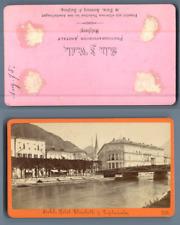 Baldi et Würthle, Autriche, Österreich, Bad Ischl, Hôtel Kaiserin Elisabeth und