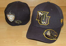 MARQUETTE GOLDEN EAGLES DOG TAG ONEFIT FLEX FITTED HAT CAP OSFM