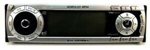 BLAUPUNKT Radio ACAPULCO MP54 Bedienteil silber Ersatzteil 8619002528 Sparepart