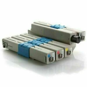 1x C532 MC563 MC573 Toner Cartridge for OKI C532dn MC563dn MC573dn Printer