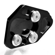 LQ Motor black Side Stand Enlarge For BMW F800R 2009 2012 2013 2014