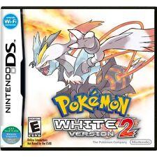 Pokemon White Version 2 NDS New Nintendo DS, Nintendo 3DS, Brand New
