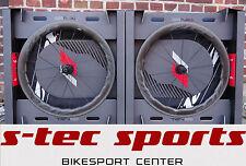 Zipp 454 Carbon cubierta bicicleta de carreras ruedas juego Shimano