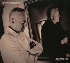 TOMMY EMMANUEL ACCOMPLICE ONE CD (Released January 19 2018)