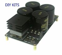 Single Power Rectifier Filter Board DIY Kits PCB Board 10000uF/50V For Amplifier