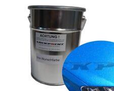 1 Liter Spritzfertigen Basislack Candy Blau Metallic Autolack Tuning VW,Opel,BMW