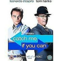 Catch Me If You Can DVD Nuovo DVD (PHE1767)