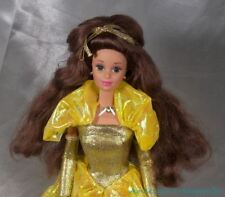 1990s Disney Special Sparkles Princess Belle Doll w/Glitter Eyes Display Only