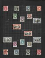 nigeria stamps page ref 17327