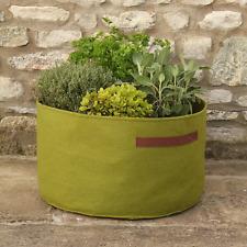 VIGOROOT 40L Large Grow Bag Planter Herb Parsley Mint Basil Growbag Plant Pot