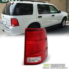 2002 2005 Ford Explorer Tail Light Brake Lamp Replacement Right Penger Side