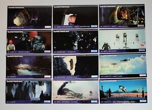Lot (36) 1995 Topps Star Wars The Empire Strikes Back WideVision Read Below