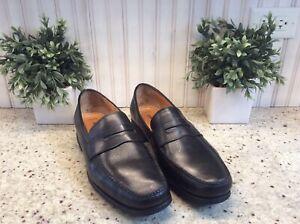 Johnston & Murphy Dress / Casual Sheepskin Leather Loafers, 20-7795. Men's 15 W
