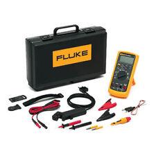 Fluke 88-V/A KIT AC/DC Deluxe Automotive DMM Combo Kit, 1000V