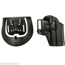 BLACKHAWK CQC Serpa Holster Right Hand Sig Sauer P228, P229 Polymer 410505BK-R
