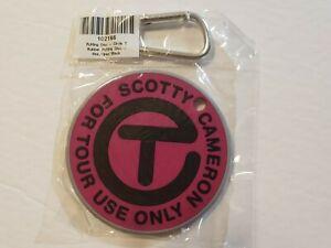 Scotty Cameron Bag Tag Circle T