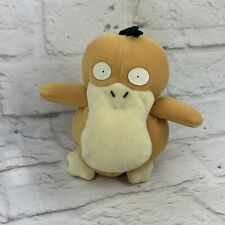 "5"" Psyduck Beanbag Plush Nintendo Vintage Pokemon Stuffed Animal Toy"