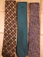 ALFANI made in ITALY SIlk Tie You Choose Color/Design