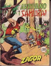 Zagor Zenith 168 - Arrivano i samurai - omaggio con un ordine minimo di € 6