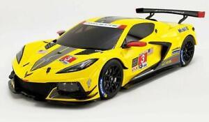 BRAND  NEW 2020 C8-R Corvette 1/18 BEAUTIFUL DIECAST by GT Spirit US-032
