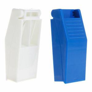 Pill Cutter Splitter Cut Half Storage Compartment Box Medicine Tablet Holder 1Pc