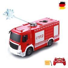 RC ferngesteuerter Feuerwehrwagen mit Wasser-Spritzfunktion,Auto,Fahrzeug-Modell