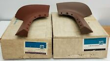1967 Oldsmobile Cutlass F85 Front Fender Extensions Left & Right NOS OEM GM